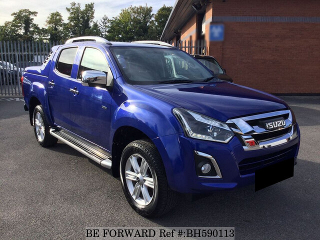 Used 2018 ISUZU D-MAX BH590113 for Sale
