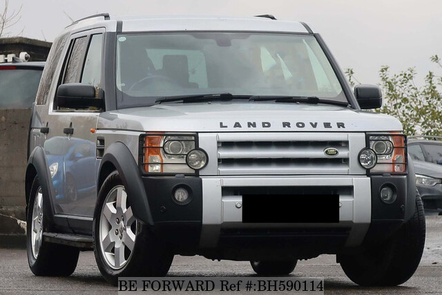 Used 2005 LAND ROVER DISCOVERY 3 BH590114 for Sale