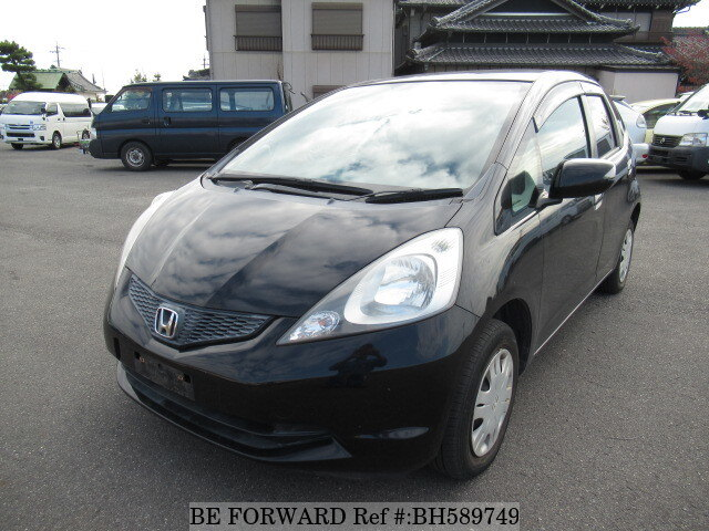 Used 2010 HONDA FIT BH589749 for Sale
