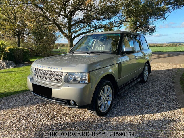 Used 2009 LAND ROVER RANGE ROVER BH590174 for Sale