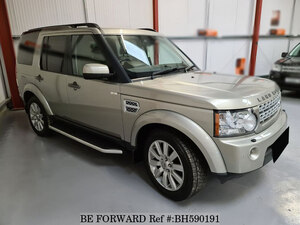 Used 2013 LAND ROVER DISCOVERY 4 BH590191 for Sale