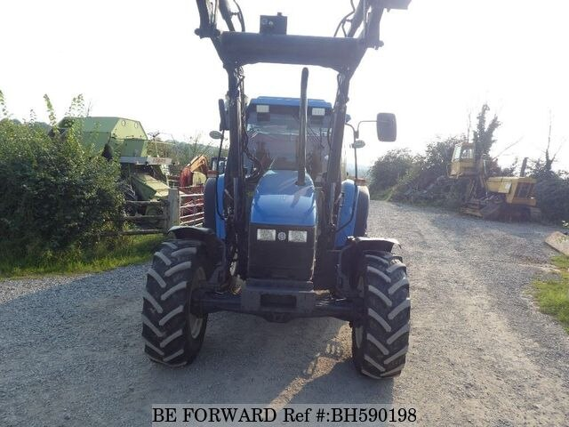Used 1998 NEWHOLLAND NEW HOLLAND OTHERS BH590198 for Sale