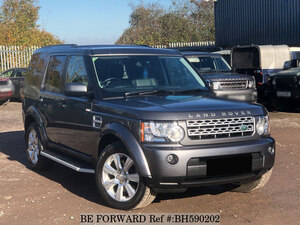 Used 2013 LAND ROVER DISCOVERY 4 BH590202 for Sale