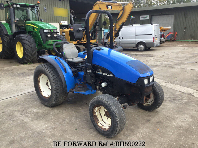 Used 2003 NEWHOLLAND NEW HOLLAND OTHERS BH590222 for Sale