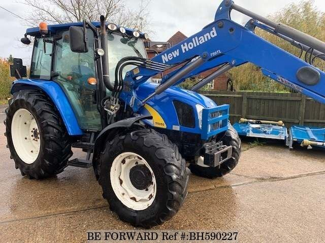 Used 2009 NEWHOLLAND NEW HOLLAND OTHERS BH590227 for Sale