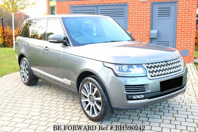 Used 2014 LAND ROVER RANGE ROVER BH590242 for Sale
