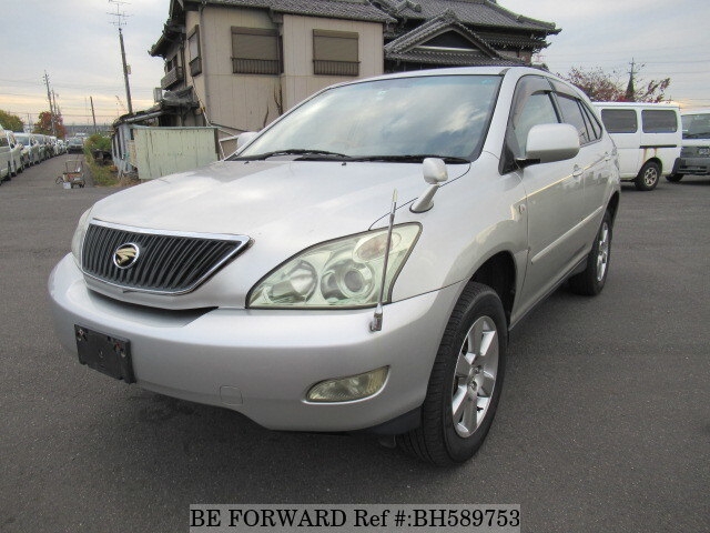 Used 2005 TOYOTA HARRIER BH589753 for Sale
