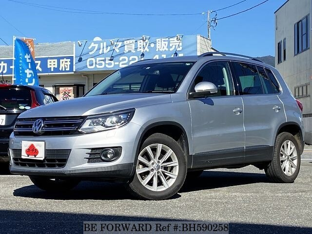 Used 2011 VOLKSWAGEN TIGUAN BH590258 for Sale