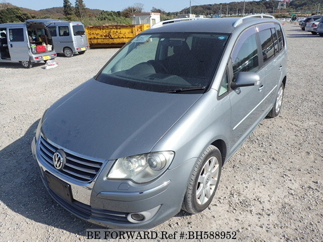Used 2007 VOLKSWAGEN GOLF TOURAN BH588952 for Sale