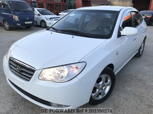 Used 2007 HYUNDAI AVANTE (ELANTRA) BH590274 for Sale