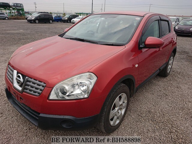 Used 2008 NISSAN DUALIS BH588898 for Sale