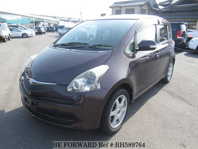 Used 2009 TOYOTA RACTIS BH589764 for Sale