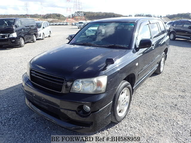Used 2005 TOYOTA KLUGER BH588959 for Sale