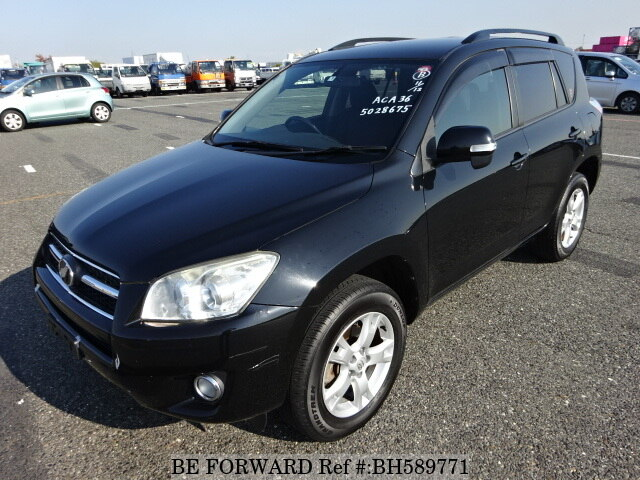 Used 2011 TOYOTA RAV4 BH589771 for Sale