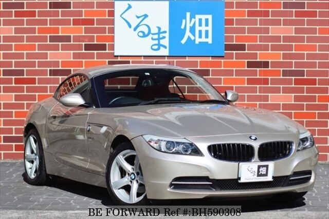 Used 2011 Bmw Z4 Aba Lm25 For Sale Bh590308 Be Forward