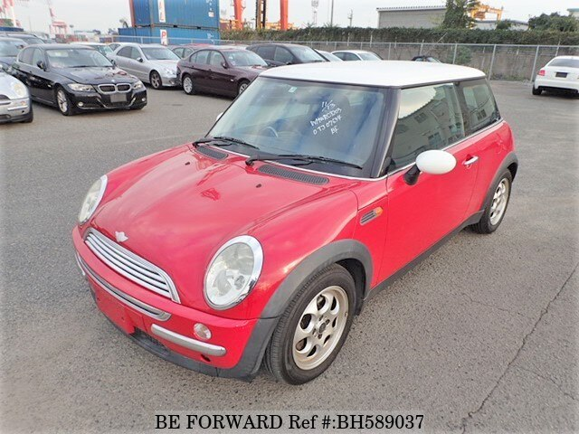 Used 2003 BMW MINI BH589037 for Sale