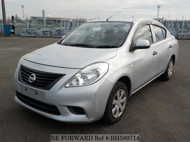 Used 2013 NISSAN LATIO BH589714 for Sale