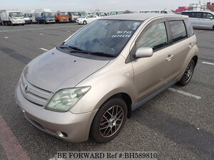 Used 2003 TOYOTA IST BH589810 for Sale