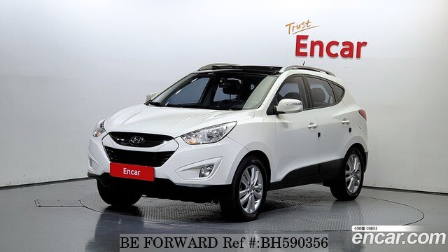 Used 2010 HYUNDAI TUCSON BH590356 for Sale