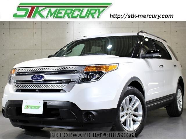 Used 2013 FORD EXPLORER BH590363 for Sale