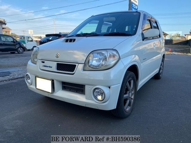 Used 2004 SUZUKI KEI BH590386 for Sale