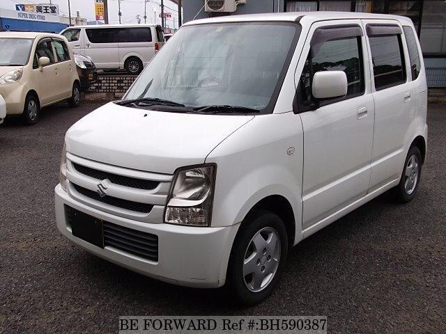 Used 2007 SUZUKI WAGON R BH590387 for Sale