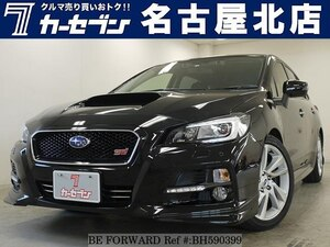 Used 2014 SUBARU LEVORG BH590399 for Sale