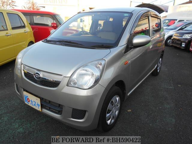 Used 2013 DAIHATSU MIRA BH590422 for Sale