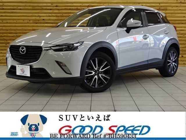 Used 2017 MAZDA CX-3 BH590433 for Sale