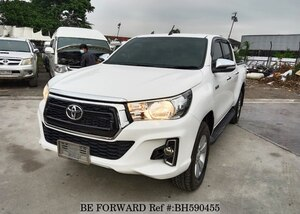 Used 2015 TOYOTA HILUX BH590455 for Sale