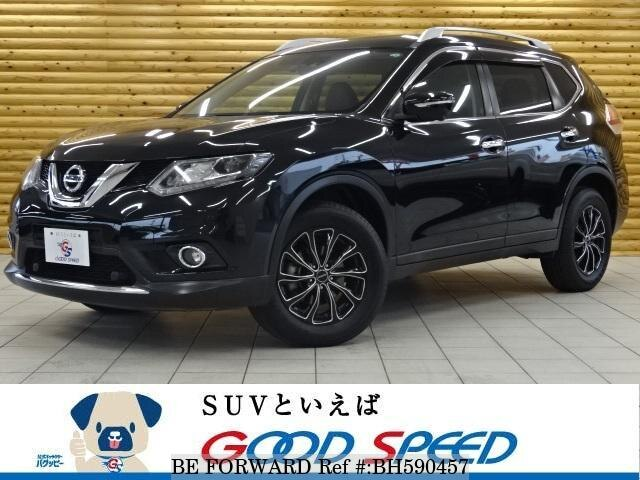Used 2014 NISSAN X-TRAIL BH590457 for Sale