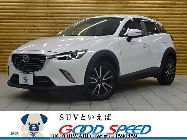 Used 2015 MAZDA CX-3 BH590459 for Sale