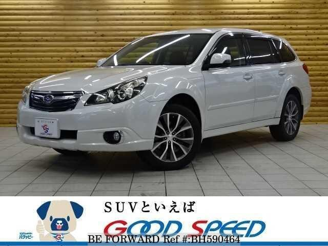 Used 2011 SUBARU OUTBACK BH590464 for Sale