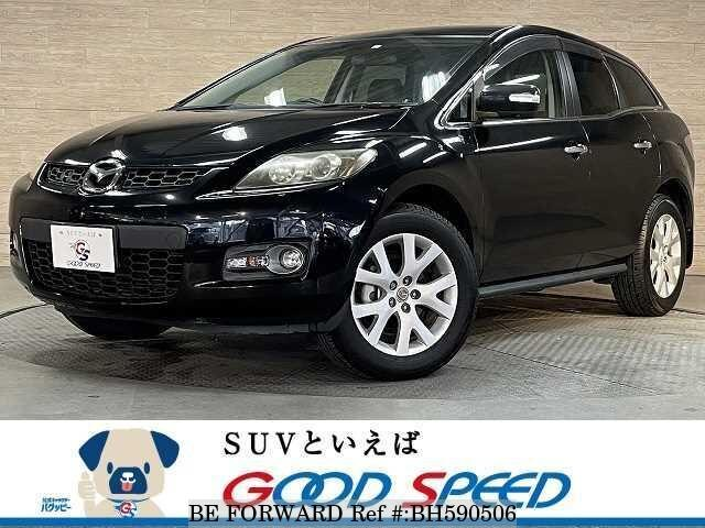 Used 2007 MAZDA CX-7 BH590506 for Sale