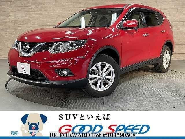 Used 2015 NISSAN X-TRAIL BH590508 for Sale