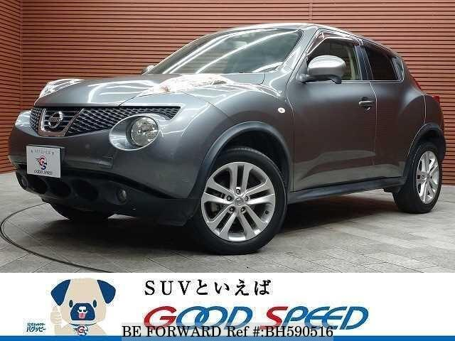 Used 2011 NISSAN JUKE BH590516 for Sale