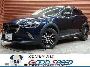 Used 2015 MAZDA CX-3 BH590517 for Sale