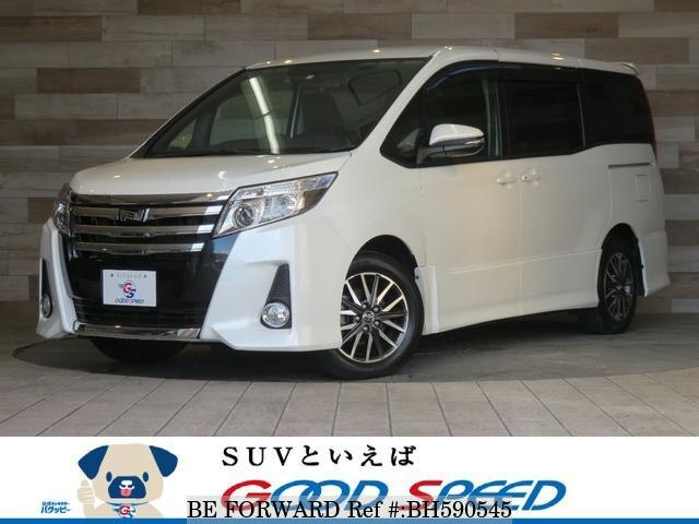 Used 2015 TOYOTA NOAH BH590545 for Sale