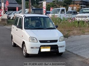 Used 1999 SUBARU PLEO BH590595 for Sale