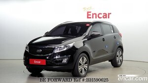 Used 2014 KIA SPORTAGE BH590625 for Sale