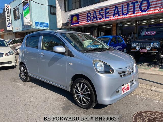 Used 2012 DAIHATSU MIRA ES BH590627 for Sale