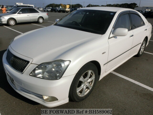 Used 2005 TOYOTA CROWN BH589062 for Sale