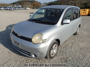 Used 2003 TOYOTA SIENTA BH588940 for Sale