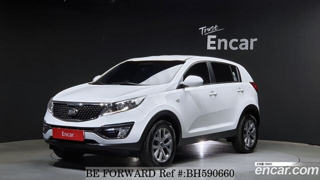 Used 2014 KIA SPORTAGE BH590660 for Sale