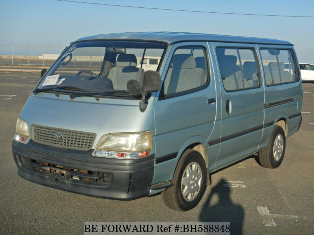 Used 1999 TOYOTA HIACE WAGON BH588848 for Sale