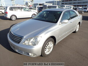 Used 2005 TOYOTA CROWN BH589001 for Sale