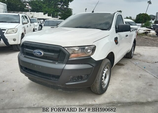 Used 2018 FORD RANGER BH590682 for Sale
