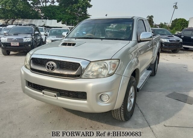 Used 2010 TOYOTA HILUX BH590683 for Sale