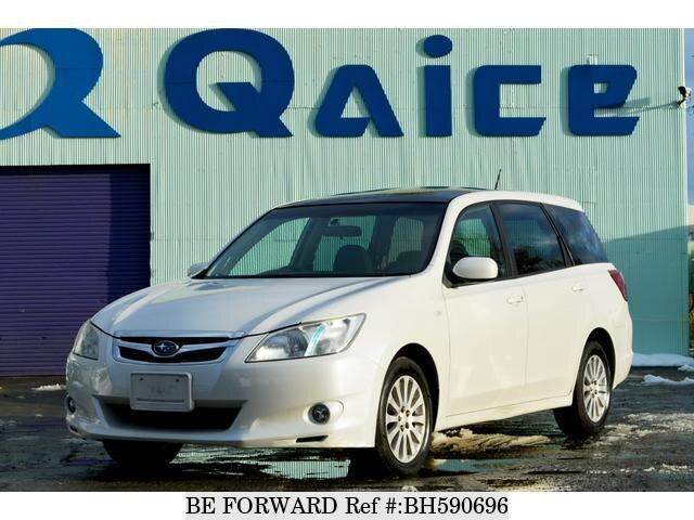 Used 2009 SUBARU EXIGA BH590696 for Sale