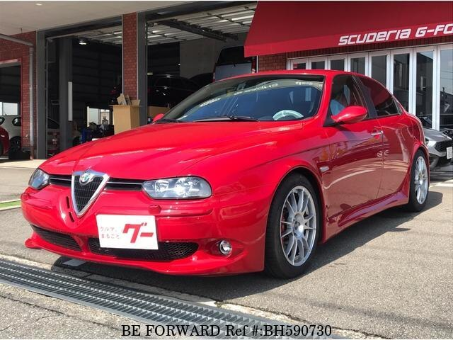 Used 2003 ALFA ROMEO 156 BH590730 for Sale